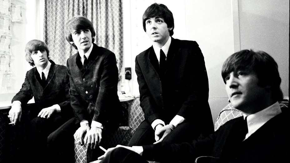 Beatles - Black and White - H - 2016