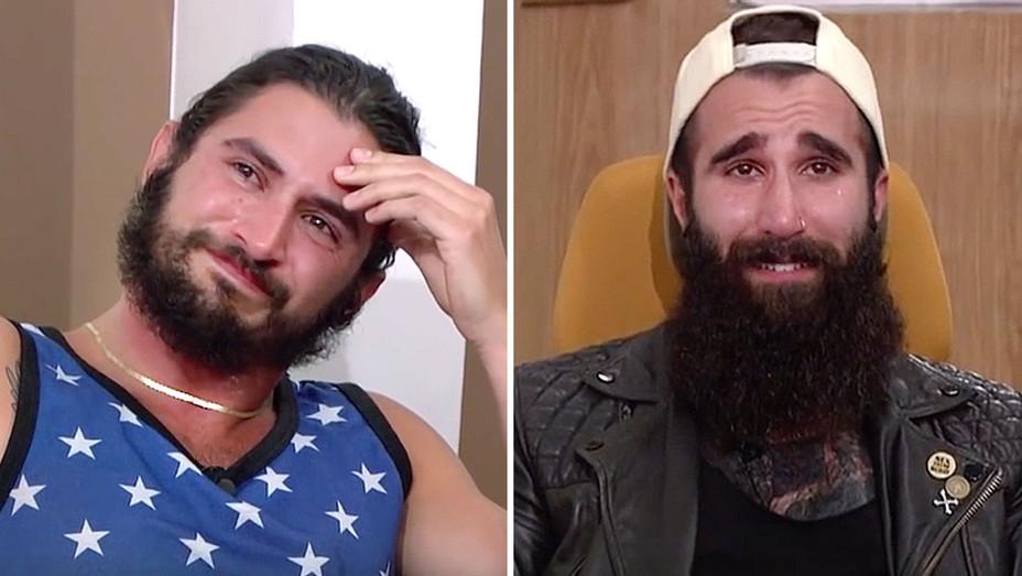 Big Brother Crying Split- Screen Shot-H 2016