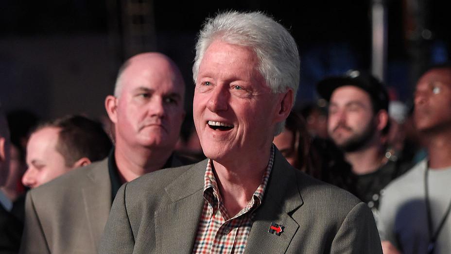 Bill Clinton - Made in America - Chance The Rapper - Getty - H - 2016