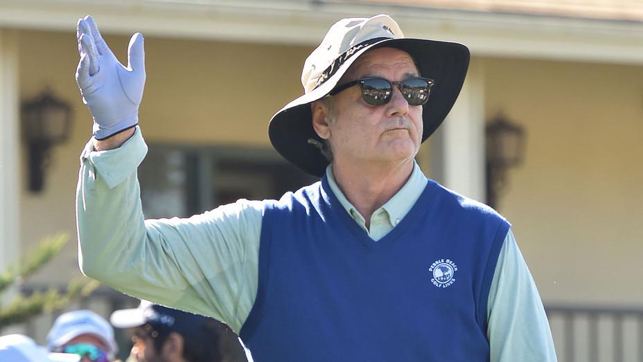 Bill Murray Golf - Getty - H 2016