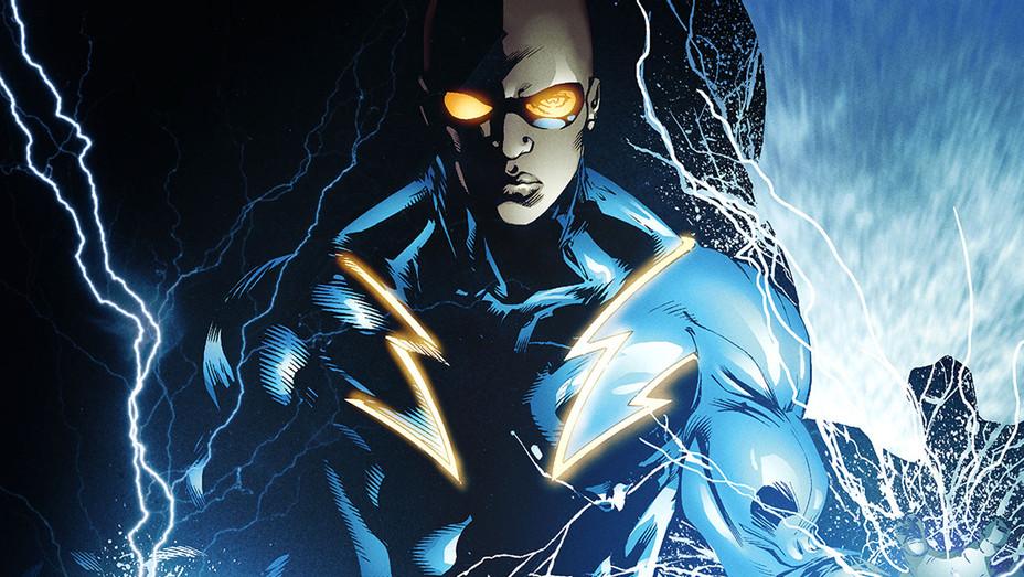 Black Lightning - DC Comics - Publicity - H 2016