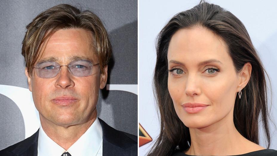 Brad Pitt Angelina Jolie - Split - H - 2016