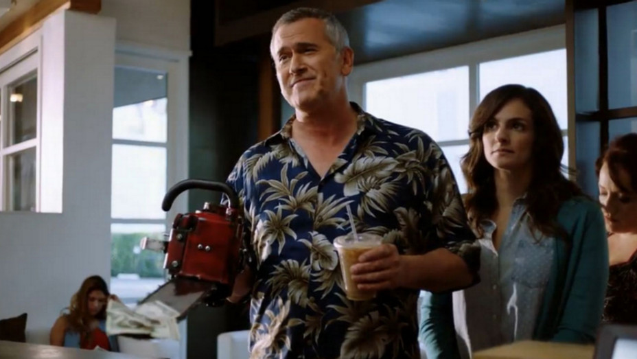 Bruce Campbell Chainsaw - H 2016