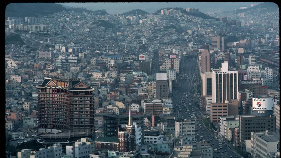 Busan city view - Getty H 2016
