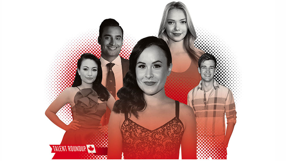 Canada's Rising Stars - Newcomers Grabbing Hollywood's Attention - Graphic- H 2016