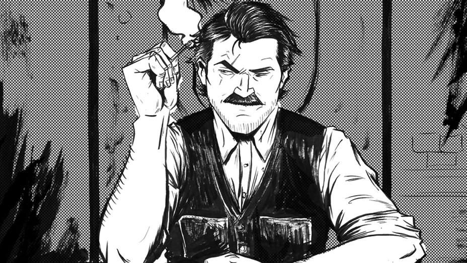 Carver A Paris Story - Chris Hunt/Z2 Comics - Publicity - H 2016