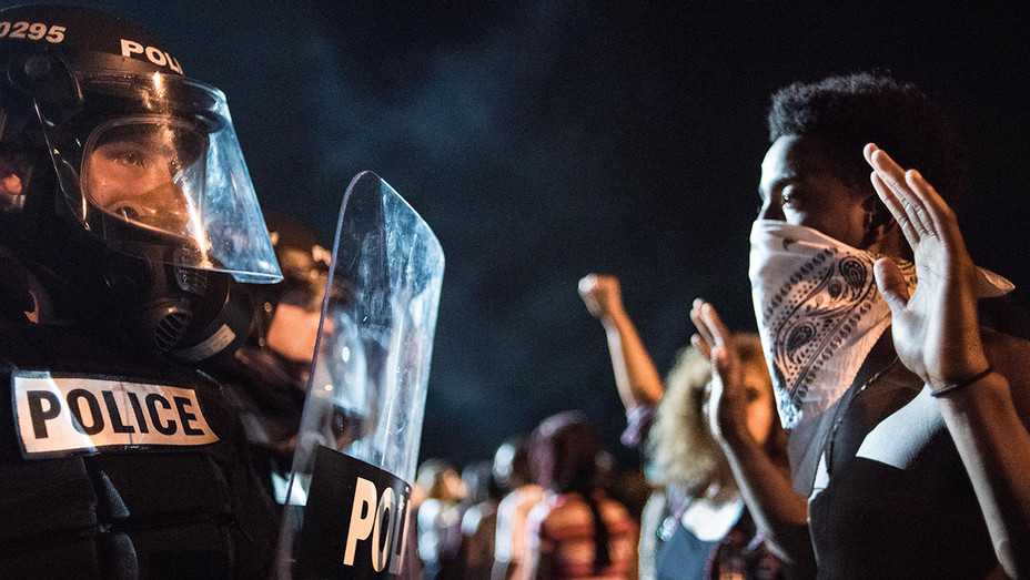 Charlotte Protests - Getty - H 2016