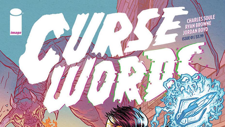 Curse Words 1 Cover - Publicity - P 2016