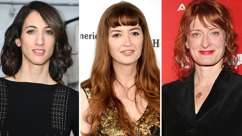Deniz Gamze Erguven, Marielle Heller. Jennifer Kent split -Getty -H 2016