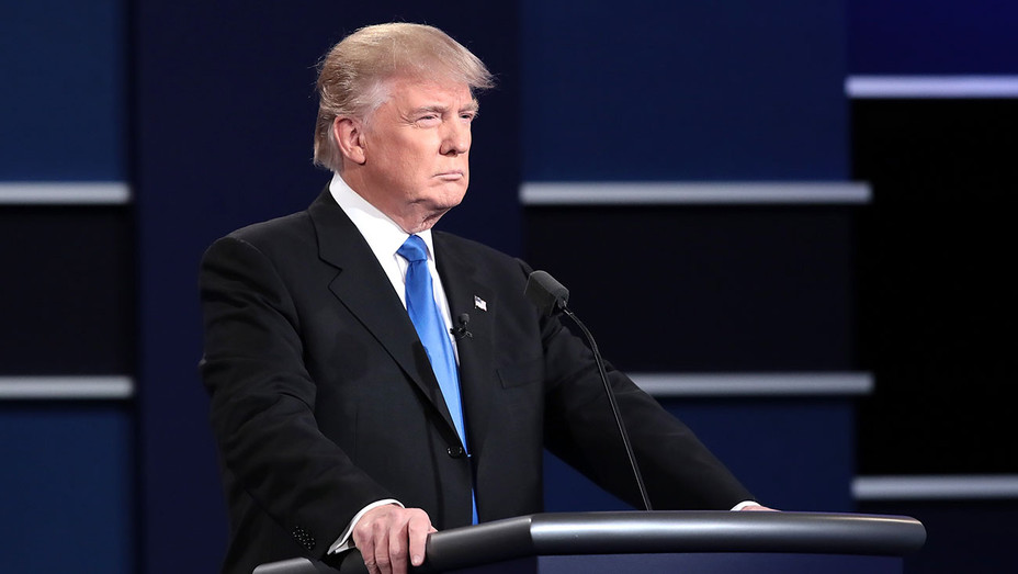 Donald Trump Debate - Getty - H 2016