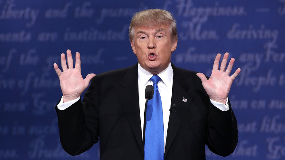 Donald Trump Debate 3 - Getty - H 2016