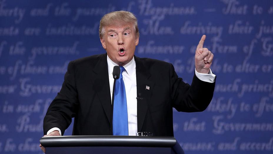 Donald Trump Debate 4 - Getty - H 2016