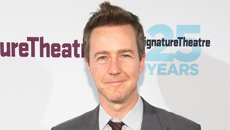 Edward Norton -  Signature Theatre Gala - Getty - H - 2016