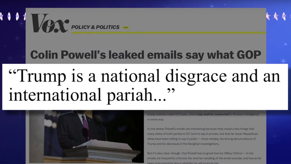 Email Trump Colin Powell Screen shot -H 2016