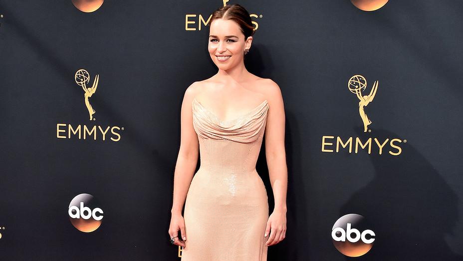 Emilia Clarke - Emmys H - 2016