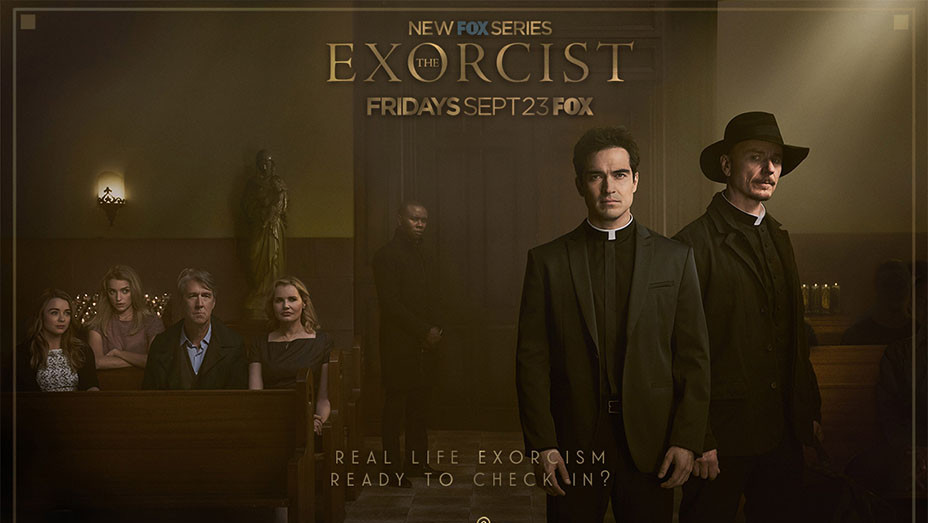 Exorcist Escape Room - Poster - H - 2016