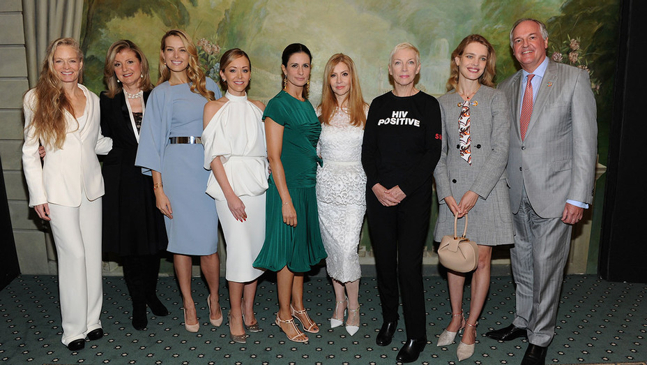 Fashion 4 Development's 6th Annual Official First Ladies Luncheon - Getty - H 2016