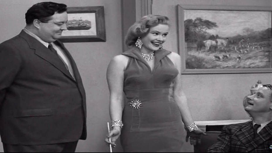 Freda Rosen on Alice and the Blonde-The Honeymooners - Screen shot- H 2016