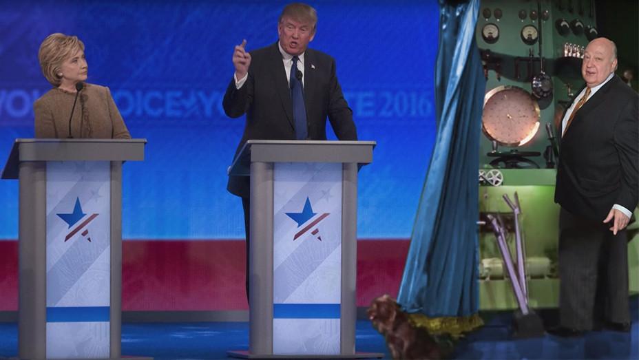 Full Frontal with Samantha Bee - Clinton - Trump - Ailes - Screenshot - H - 2016