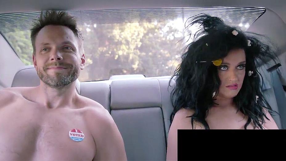 Funny Or Die, Katy Perry, Joel McHale -Screen Shot -  H 2016
