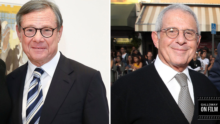 Galloway On Film - Mike Ovitz and Ron Meyer Split- Getty-H 2016