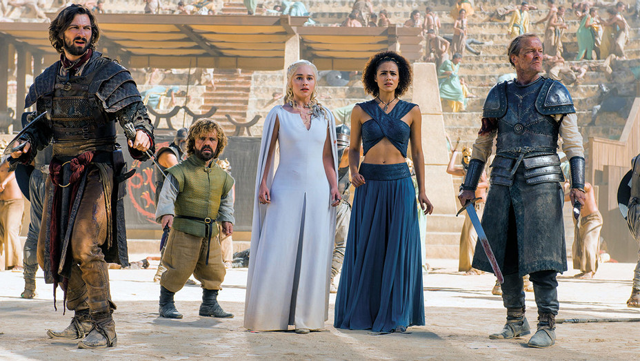 How Viewership - Faring Overseas - Games of Thrones - Publicity - H 2016