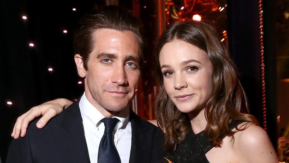 Jake Gyllenhaal and Carey Mulligan -19th Annual Hollywood Film Awards - Getty - H 2016