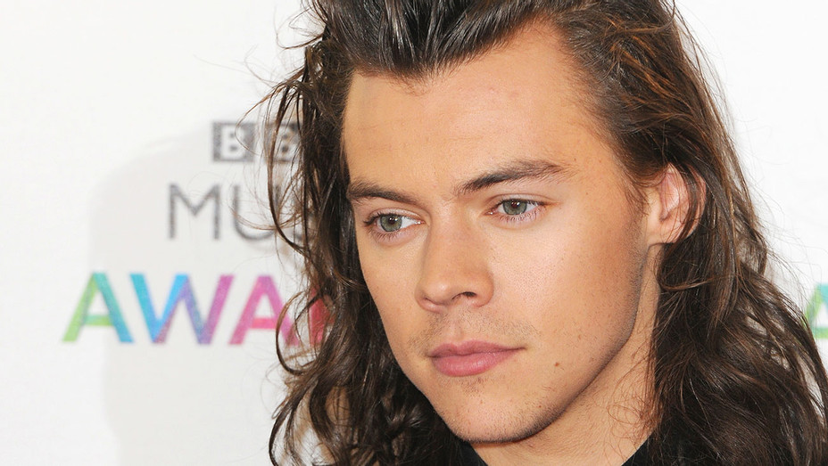 Harry Styles - One Direction - BBC Music Awards 2015 - Getty -H 2016