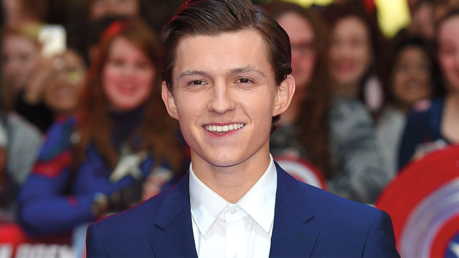 Tom Holland -European film premiere of Captain America: Civil War - Getty - H 2016