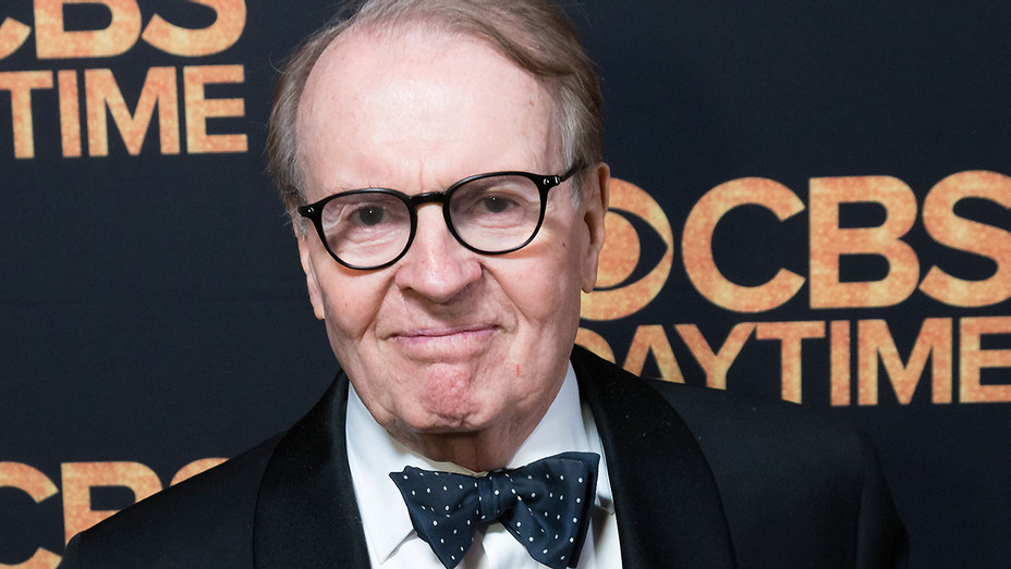 Charles Osgood arrives at the CBS Daytime Emmy After Party - Getty - H 2016