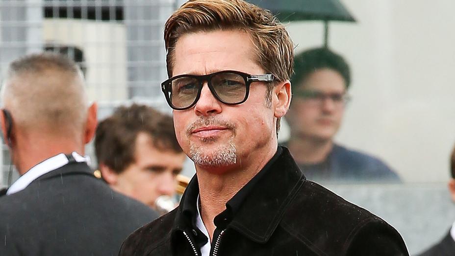 Brad Pitt  - Getty -H 2016