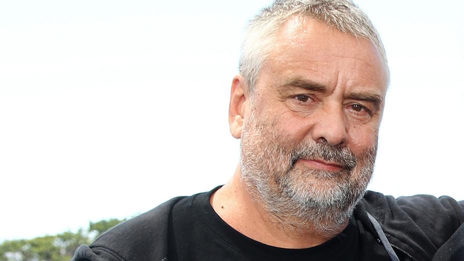 Luc Besson -Comic-Con 2016- Getty - H 2016