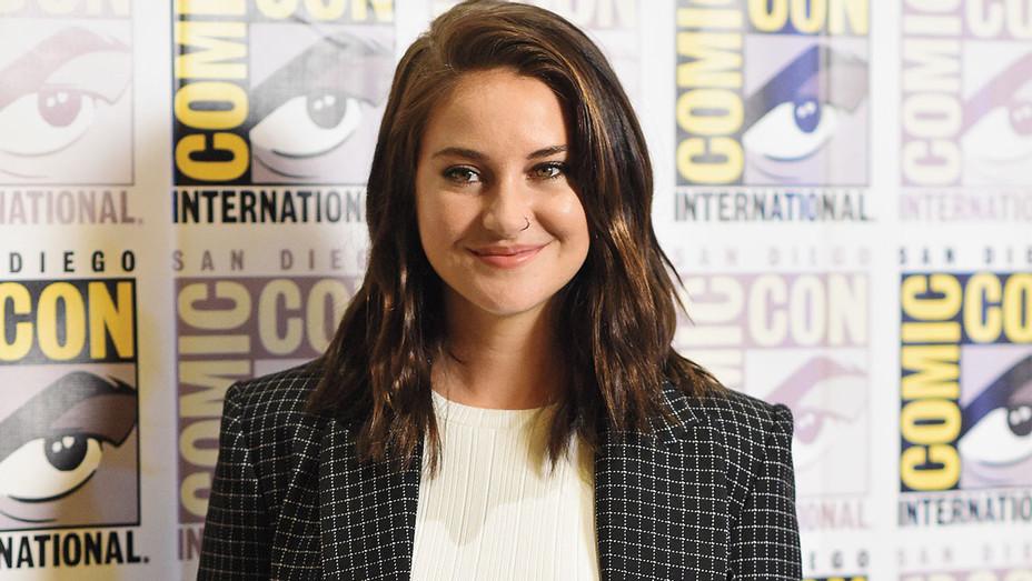Shailene Woodley - Comic-Con International - Getty - H 2016