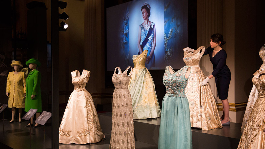 Fashioning a Reign: 90 Years of Style from The Queen's Wardrobe - Getty - H2016