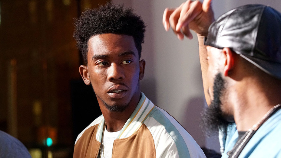 Desiigner - BET How To Rock - Getty - H 2016