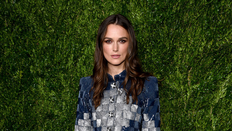 Keira Knightley Chanel Dinner - Getty - H 2016