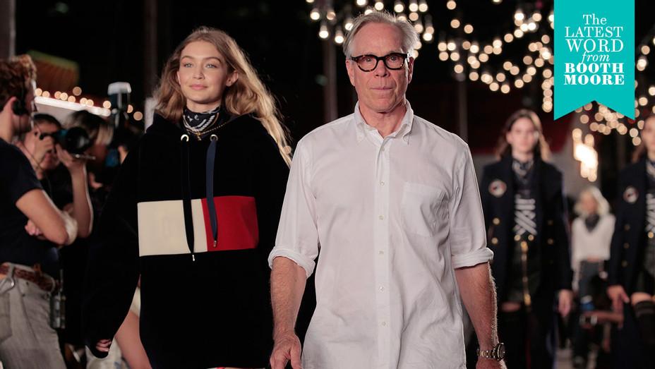 Gigi Hadid Tommy Hilfiger New York Fashion Week - H 2016