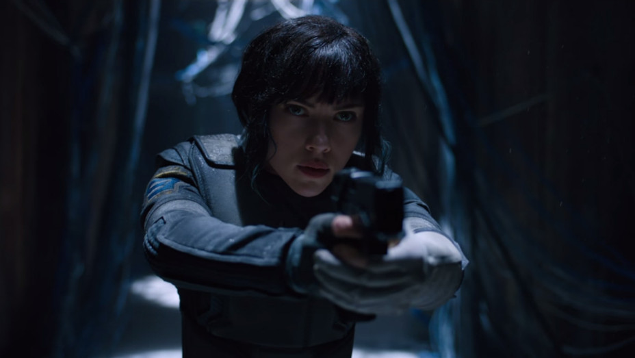 Ghost in the Shell teaser still - H 2016