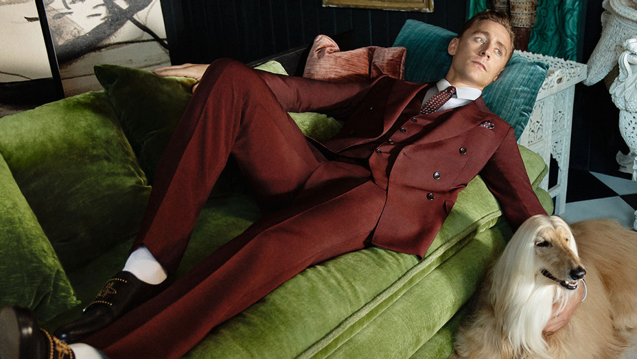 Tom Hiddleston for Gucci - Publicity - H 2016