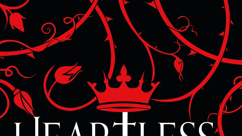 Heartless Book Cover - P - 2016