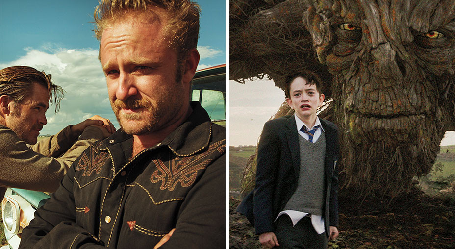 Hell or High Water and A Monster Call - Publicity - H 2016