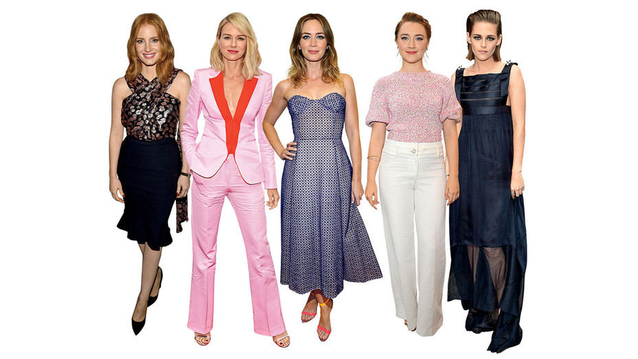 How to Do Chill-Out Chic on the Red Carpet - Getty -H 2016