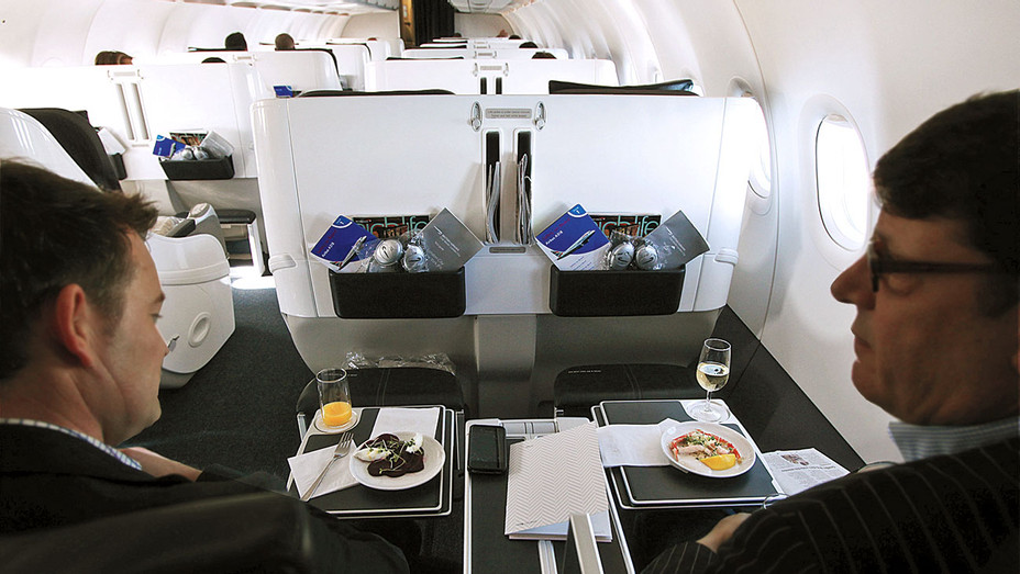 Luxury Flight From NYC to London - Publicity- H 2016