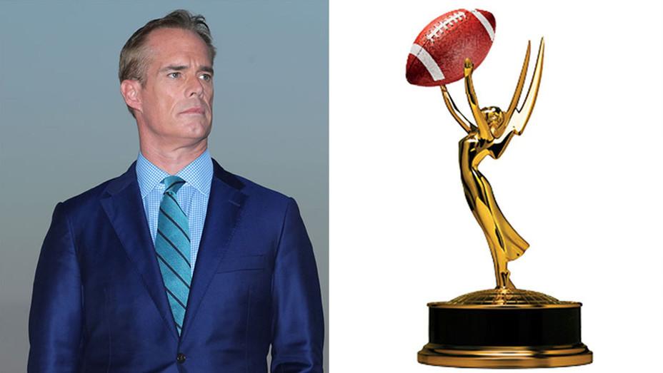 Joe Buck - Football Emmy - H - 2016