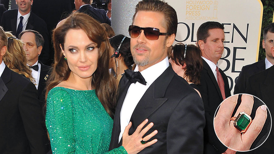 JOLIE-PITT JEWELS NOW - Inset with Ring - Getty - H 2016