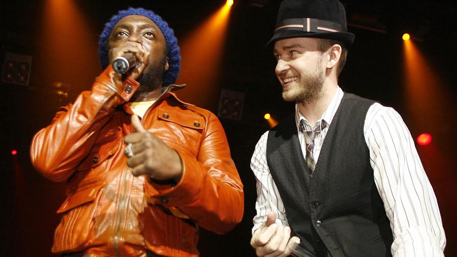 Justin Timberlake Will i Am - 2007 -Getty - H - 2016