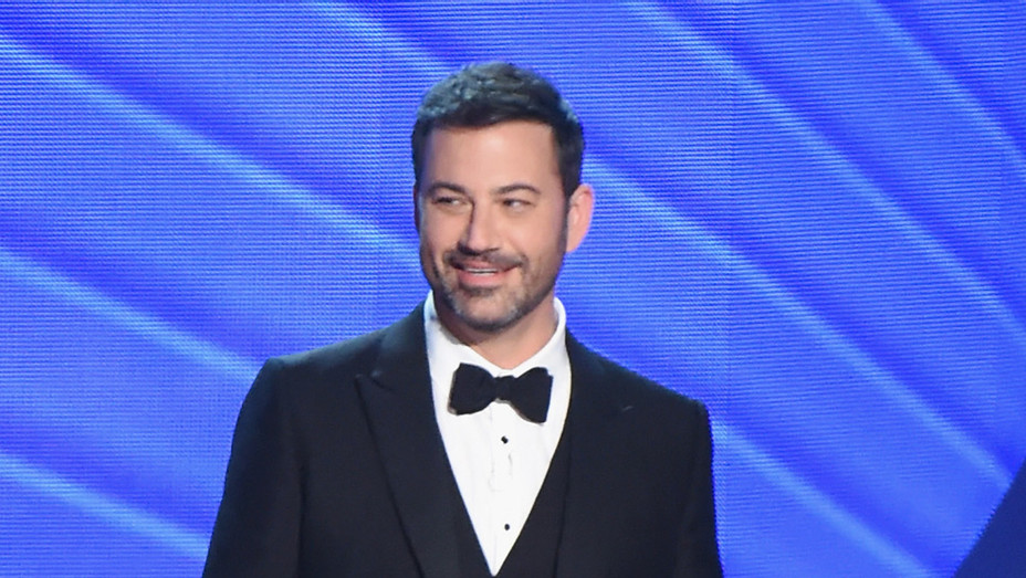 Jimmy Kimmel Hosting Emmys - H Getty 2016