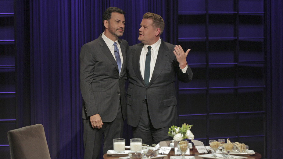 Jimmy Kimmel on Late Late Show with James Corden - Publicity - H 2016