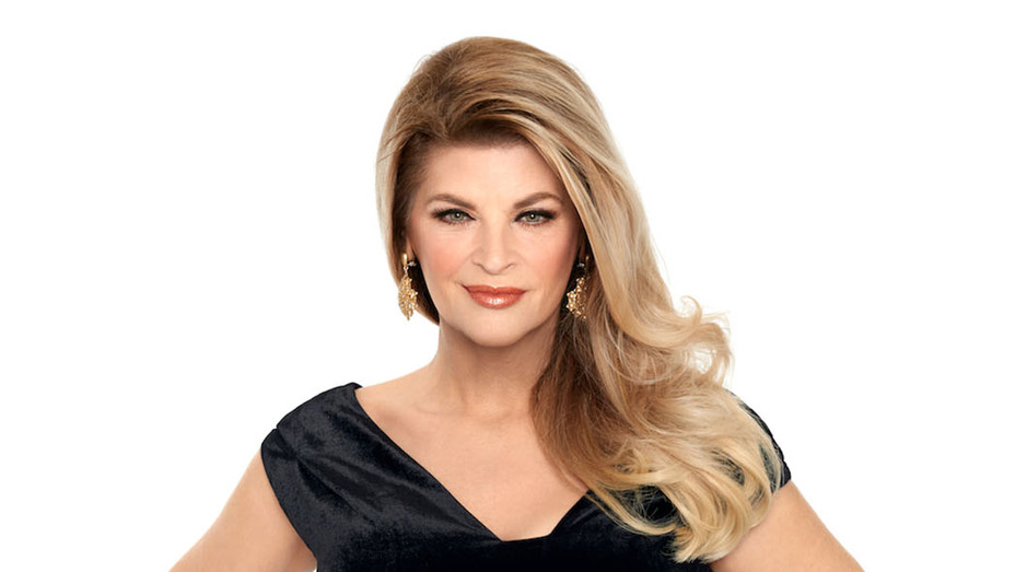 Kirstie Alley - Headshot - P - 2016
