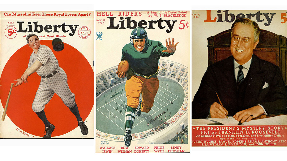 Liberty Magazine split - H 2016